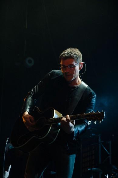 Morten Harket, Elvefestivalen 2013. Foto: Lars Chr. Gamborg
