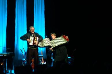 Bjørnov & Sunde, Drammen Teater. Foto: Lars Chr Gamborg