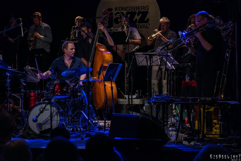 Foto: Ron Jansen, Kongsberg Jazzfestival