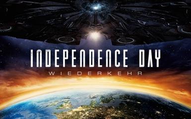 Independence Day: Resurgance klarer å opprettholde samme visuelle stil som forrige film.